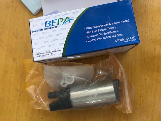 Bepa EFI Pump