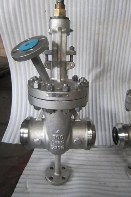 API600 flanged Gate valve