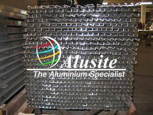 aluminium tile profile