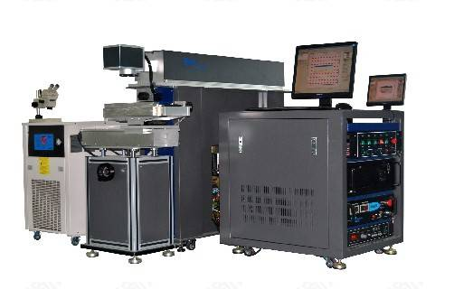 Laser Enamel Removing Machine