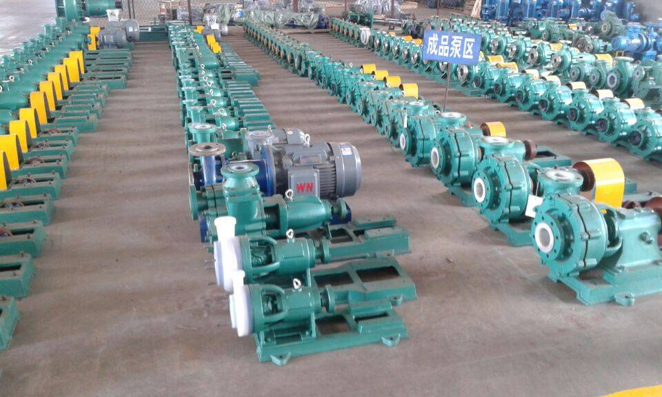 single Stage Single suction centrifugal pump