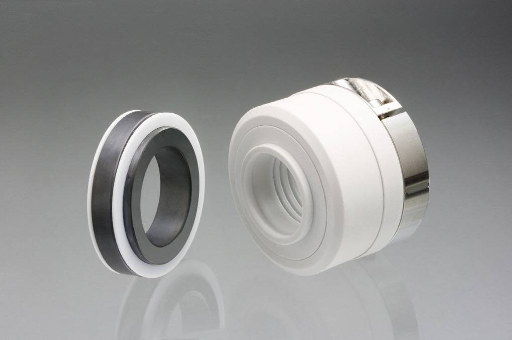 PTFE bellows mechanical seal PTWB2