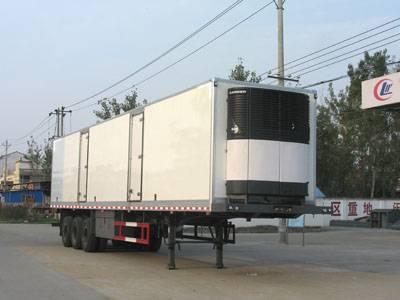3axles Refrigerated transport semi-trailer(CLW9400XLC)