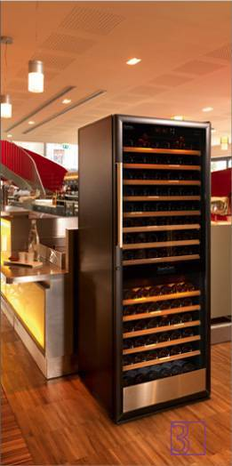 wine cooler 177bottles