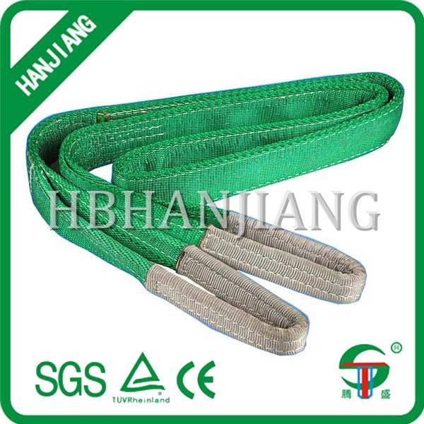 Chinese Reliable Polyester Lifting Webbing Sling