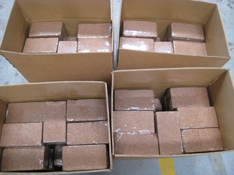 650gm CoCo Peat Bricks For Hydroponics Application
