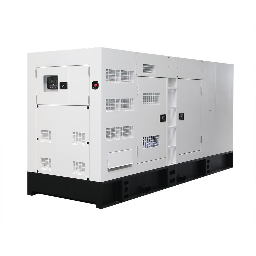 commercial 313kva/250kw cummins silent diesel generator for sale (GDC313S)