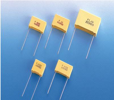 CL233 Box Type Metallized Polyester Film Capacitor