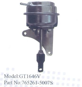 Turbo wastegate actuator P17