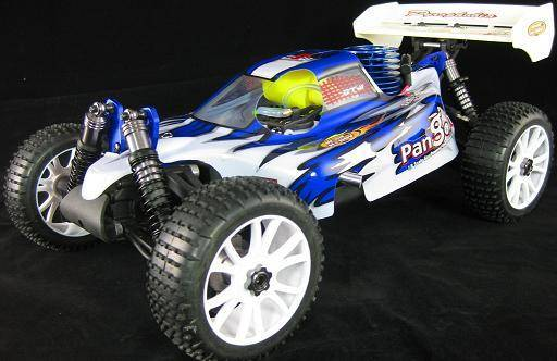 Sell NEW 1/8 Scale Nitro Gas Powered 4WD Off-Road Racing RC Buggy