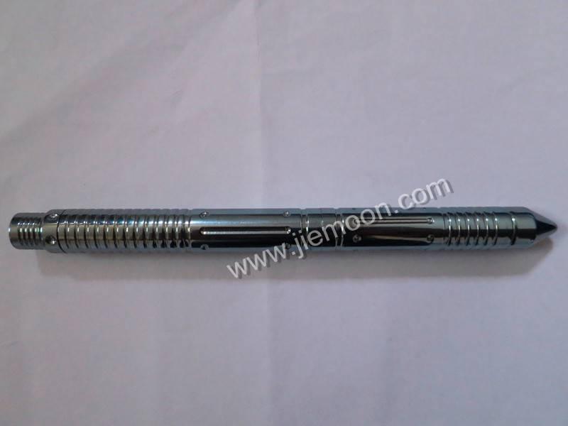 Titanium tactical pen,Titanium self-defense pen,titanium roller pen