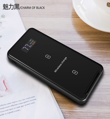 Wireless power bank, multi-function power bank