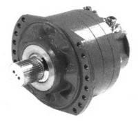 Hydraulic Radial Piston motor