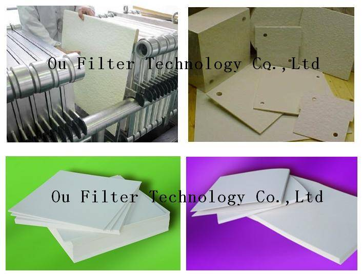 Depth filter sheets or Cellulosic Filter Sheets/pads