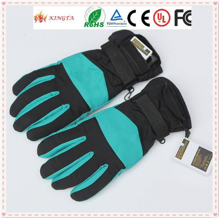 Rechargeable Heated Ski Glove
