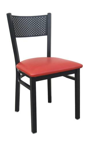 Hotel Used Metal Restaurant Chair (ALL-69)
