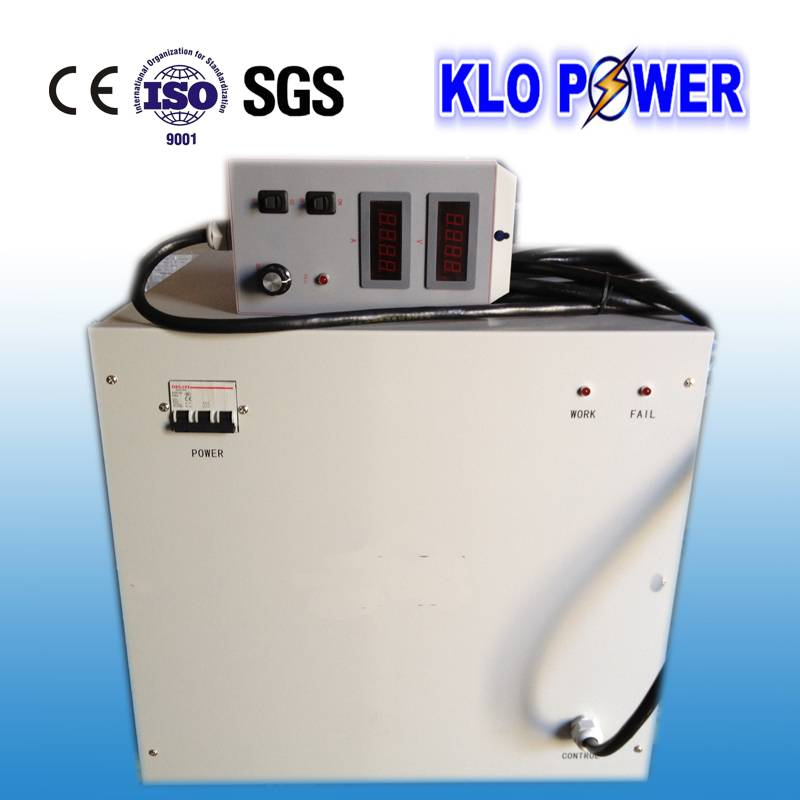 12V 1000A metal plating rectifier