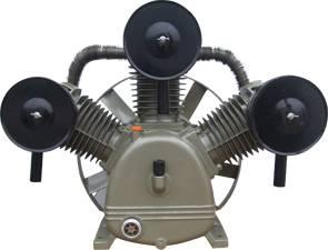 11kw 15hp 116psi iron cast air compressor motor air piston pump