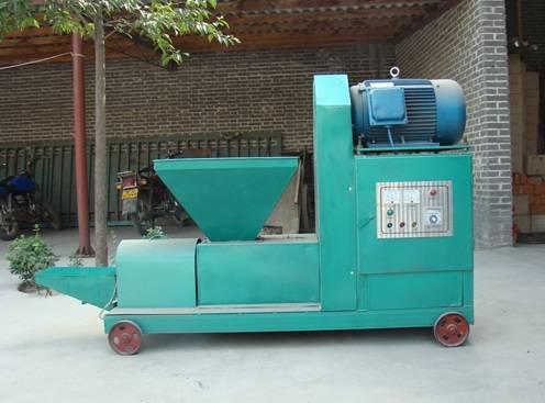 Sawdust Charcoal stick Briquette Machine