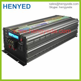 modified sine wave inverter 12v 220v 6000w 12v power inverter