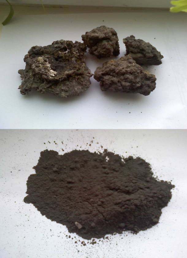 Copper slag, dross, clinker, ingots, and oxides