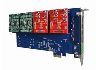 SinoV-400E PCI-E Asterisk card