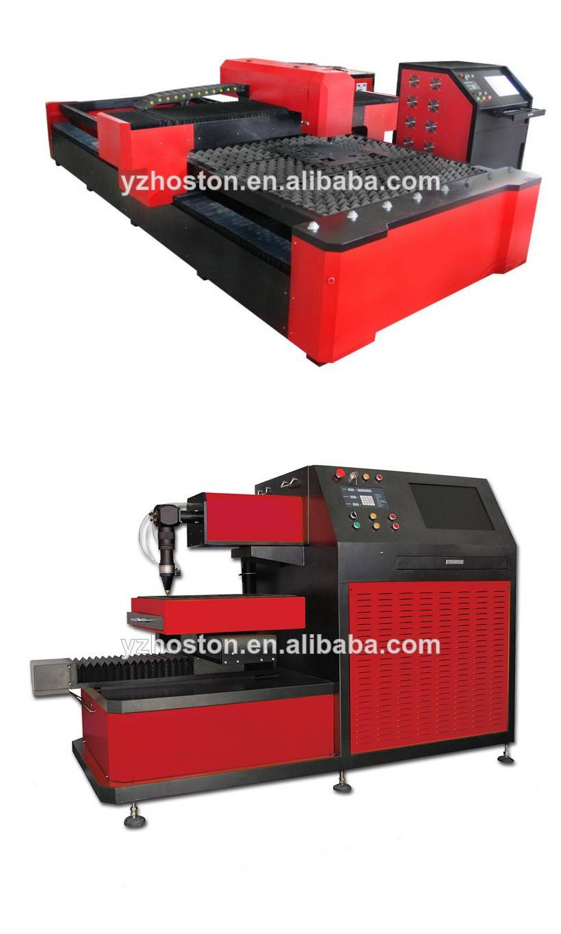 Hoston CNC Yag Laser Cutting Machine