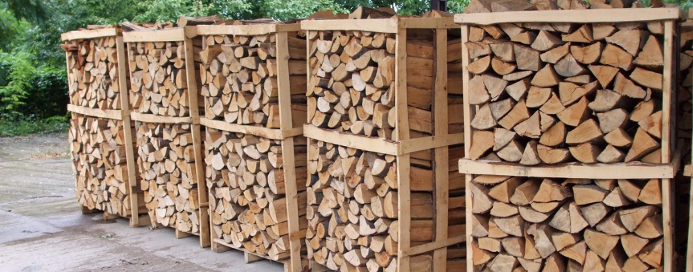 Dried Oak Firewood, Kiln Firewood, Beech Firewood