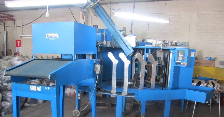 TECNOPEA SOCK BOARDING MACHINE