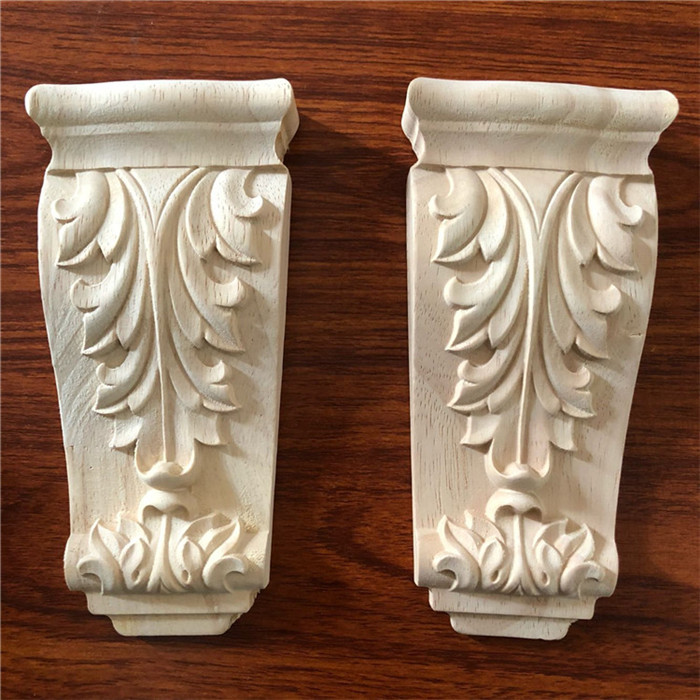 Wood Corbel for furniture Decoration