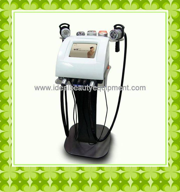 Sell Ultrasonic Vacuum Cavitation RF Photon slimming Equipment (S048)