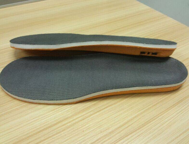 Chargeable Heating Moldable Insole With Battery