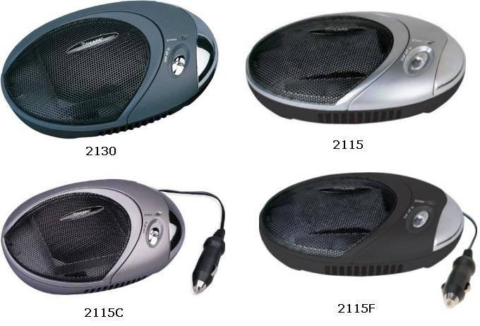 Desktop & Car UV Air Purifier & Ionizer