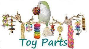 bird toy parts