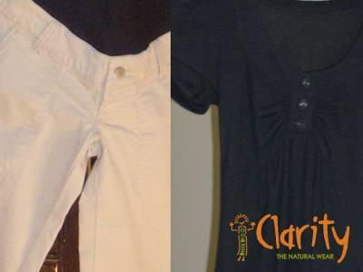 Organic Pregnant Wear, Pregnancy Clothing