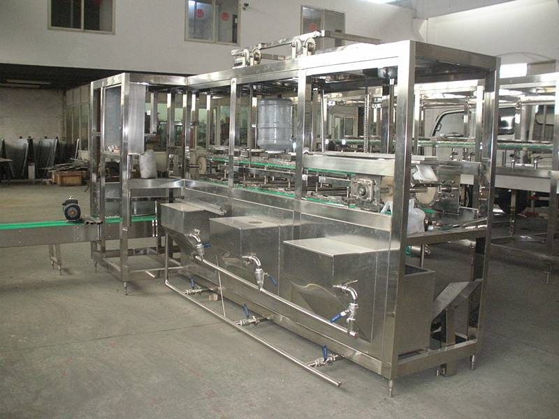 5 Gallon Water Filler and Filling Machine (QGF-120)