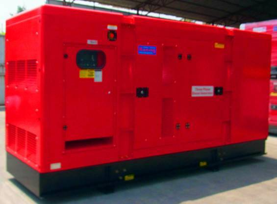 375KVA/300KW Diesel Silent Generator with YangDong Engine(K33000)