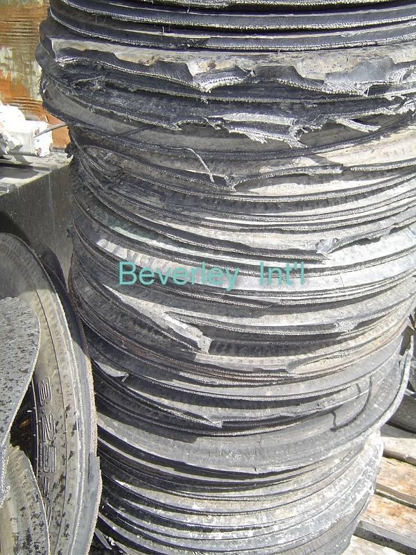 cut scrap tires