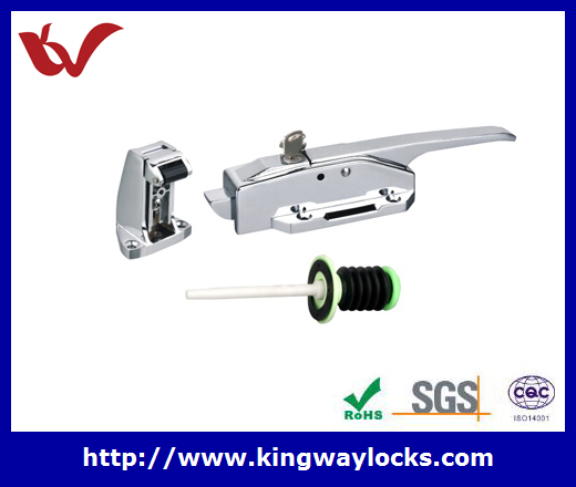 Stainless Steel Cam-lift Safety Latch