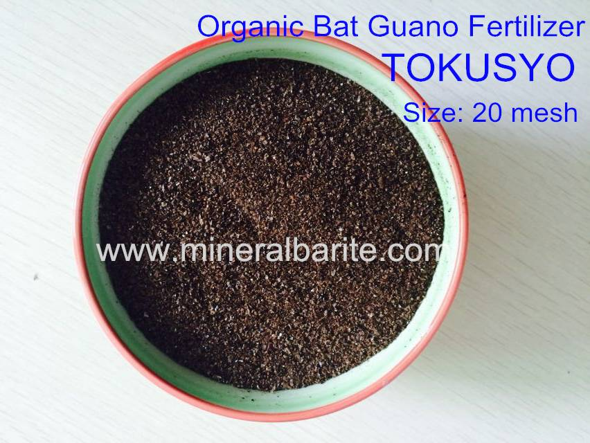 High Nitrogen Bat Guano