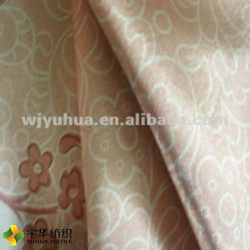 Hot Sale Polyester Blackout Curtain Fabric