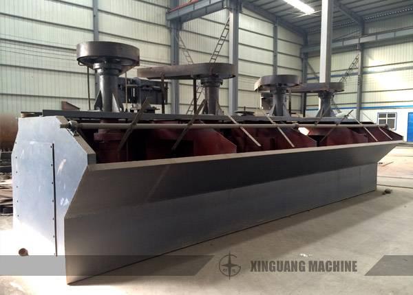 Flotation Machine|China Advanced Flotation Machine