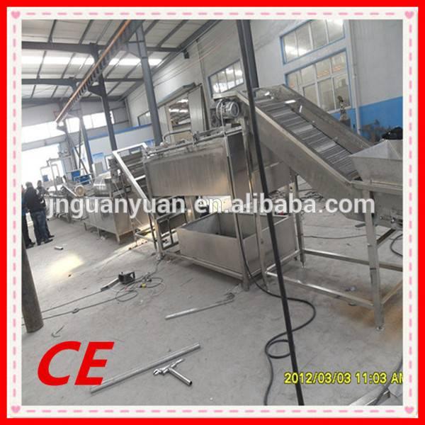 Fresh Potato Chips Production Line/Making Machine/Equipment