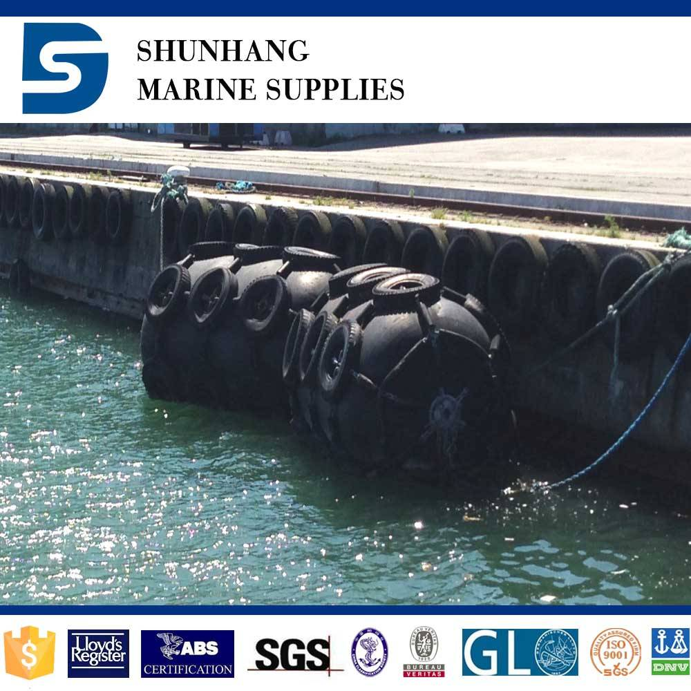 Marine Floating Yokohama Pneumatic Rubber Fenders