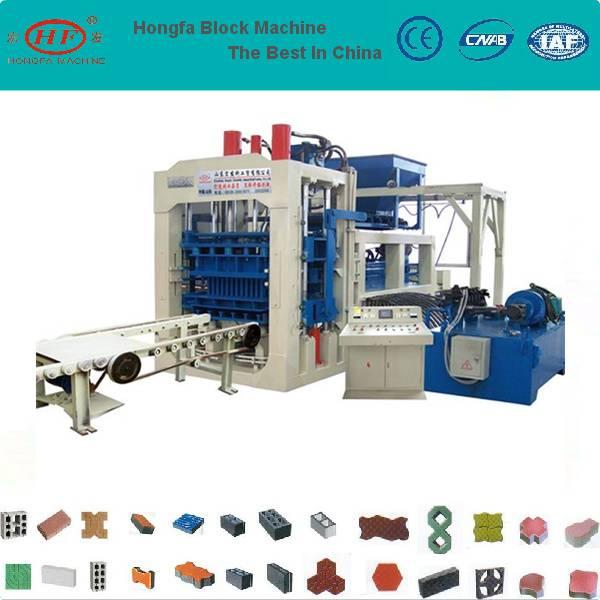 QT6-15C block making machine