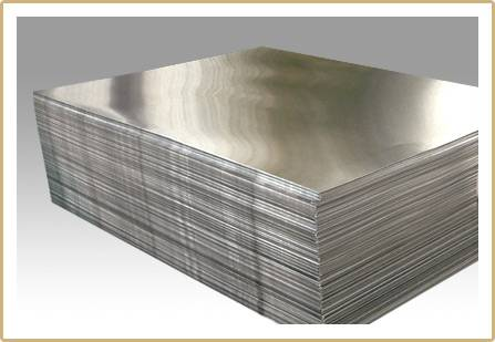 Aluminium Sheet for use in Machinery Manufacturing Industries