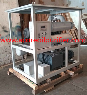 Vacuum Pump Machine for Drying Transformers