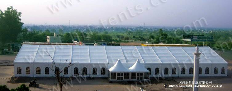 The largest China party tent factory
