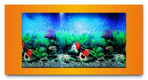 acryl aquariums, wall-mounted aquariums