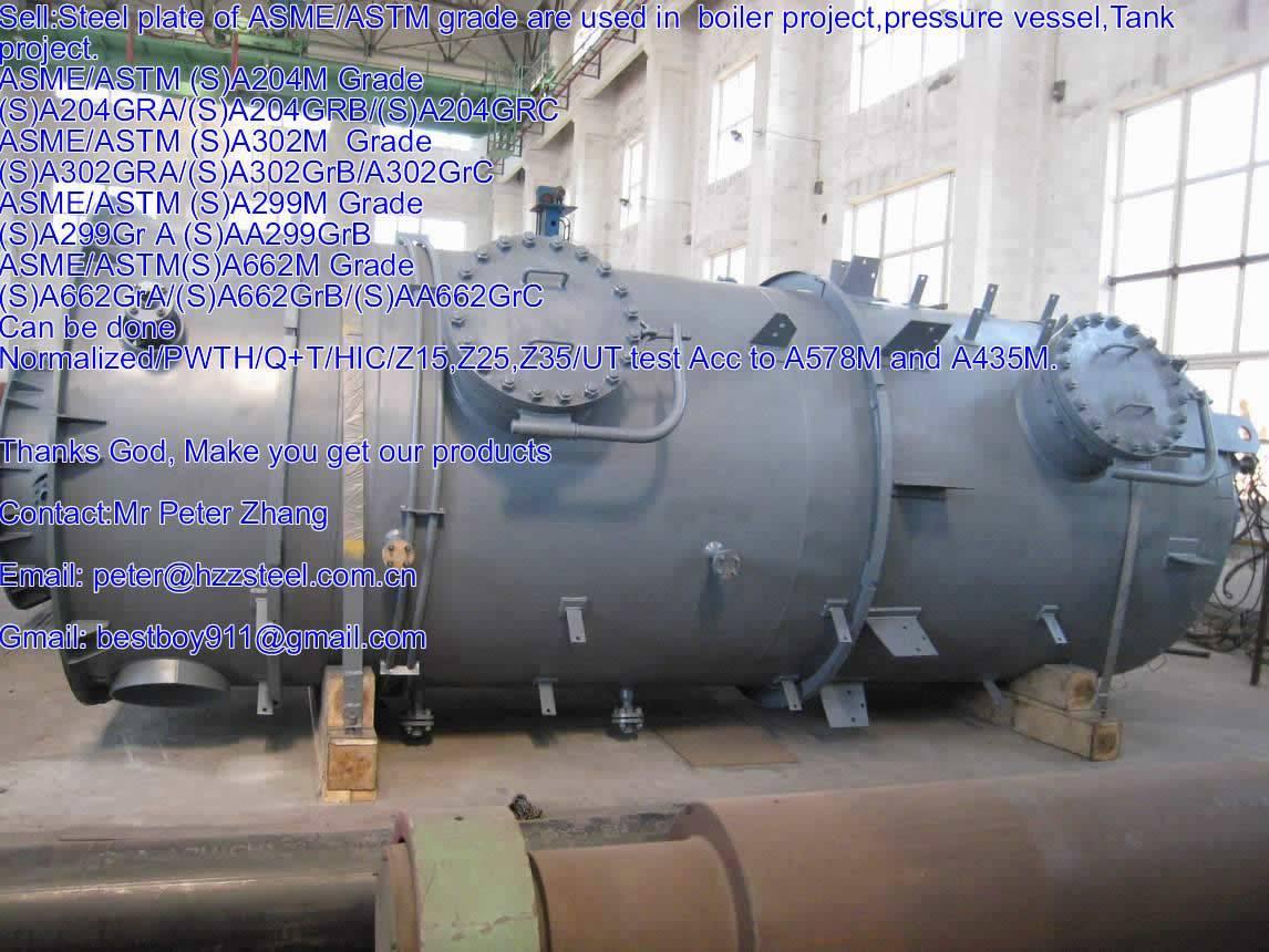 Sell :Spec ASTM/ASME SA588M steel plate,SA588GrA/B/C/K+HIC, A588GrA/B/C/K+N/corrosion resistance